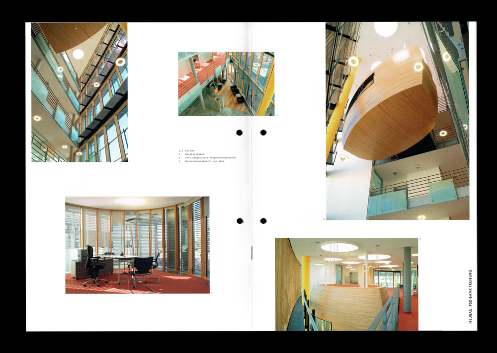Bloss / Keinath Architekten, Corporate Identity